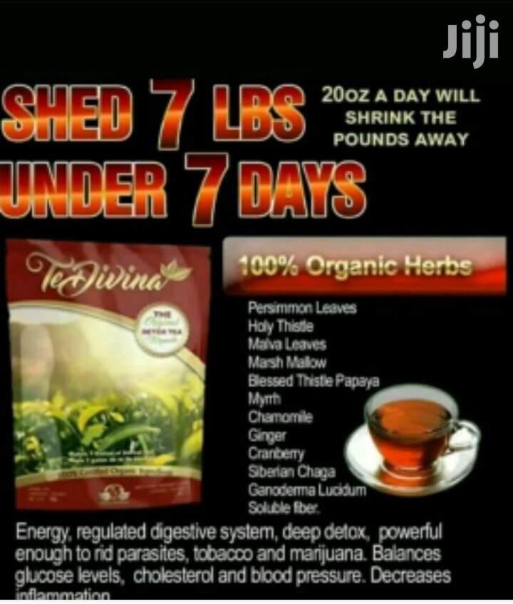 Detox and Flat Tummy Tea | Vitamins & Supplements for sale in Tema Metropolitan, Greater Accra, Ghana