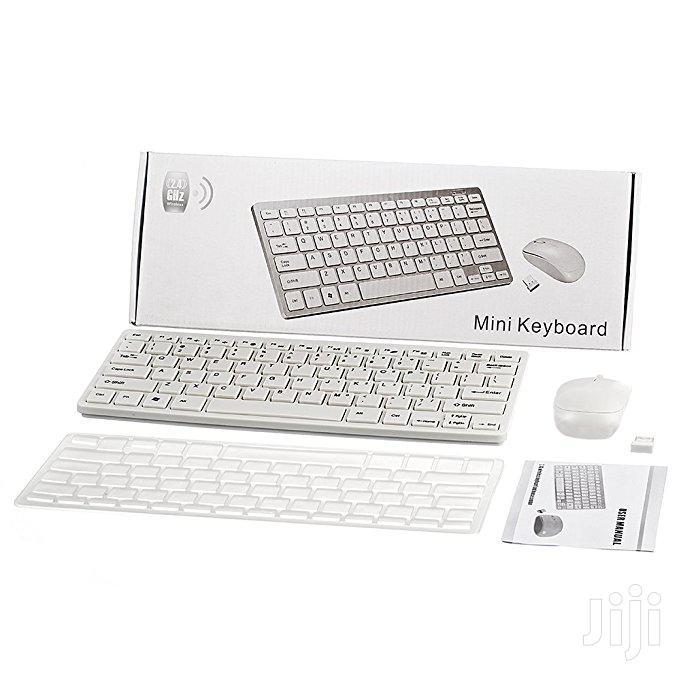 Mini Wireless Keyboard And Mouse   Computer Accessories  for sale in Kumasi Metropolitan, Ashanti, Ghana