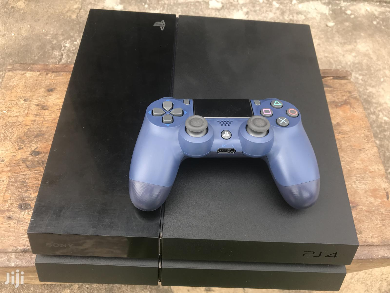 Archive: A Neat PS4 With Games