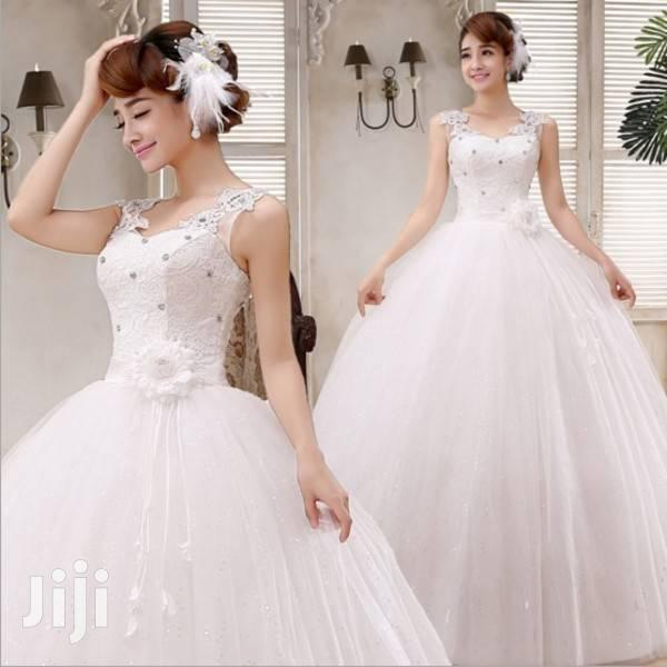 Affordable Wedding Gowns Available