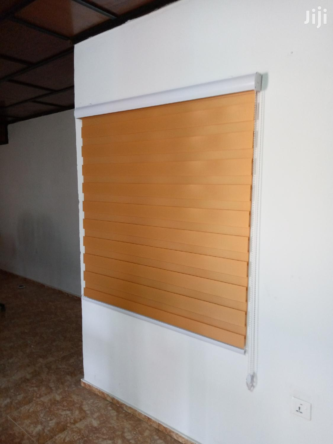 Installation Free Windows Curtains Blinds