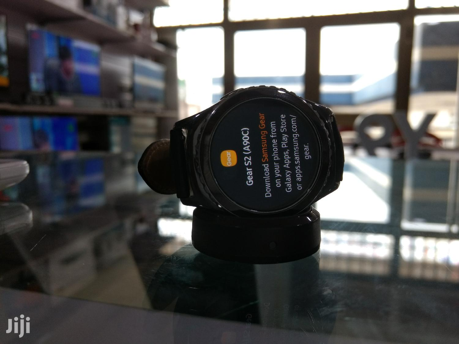 Samsung Gear S2   Smart Watches & Trackers for sale in Avenor Area, Greater Accra, Ghana