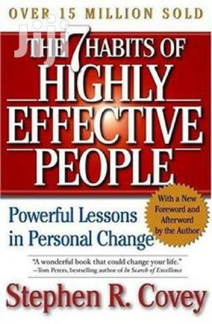 The 7 Habits of Highly Effective People | Books & Games for sale in Greater Accra, East Legon