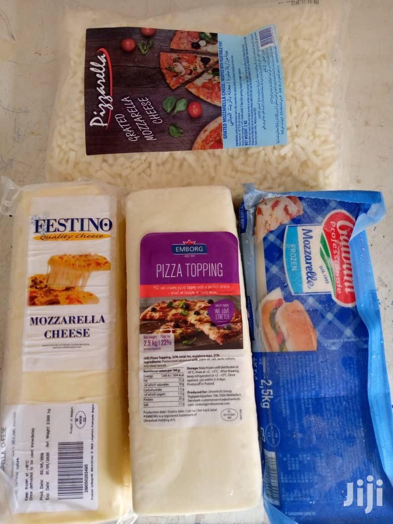 Cheese Mozzarella Cheddar Parmesan