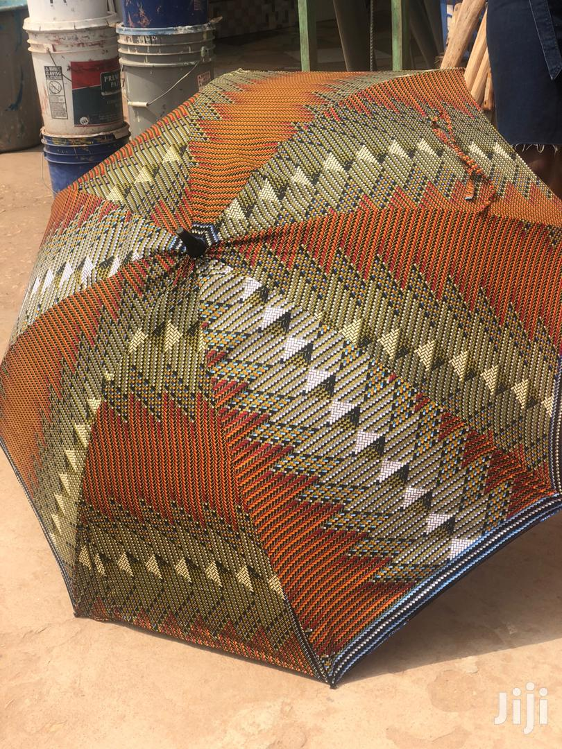 Locally Made Umbrella | Clothing Accessories for sale in Ga East Municipal, Greater Accra, Ghana