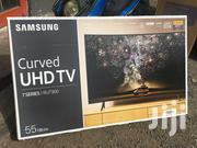 """Samsung 55""""2019 Model Series7 Uhd 4K Smart Curved Led Screen   TV & DVD Equipment for sale in Greater Accra, Adabraka"""