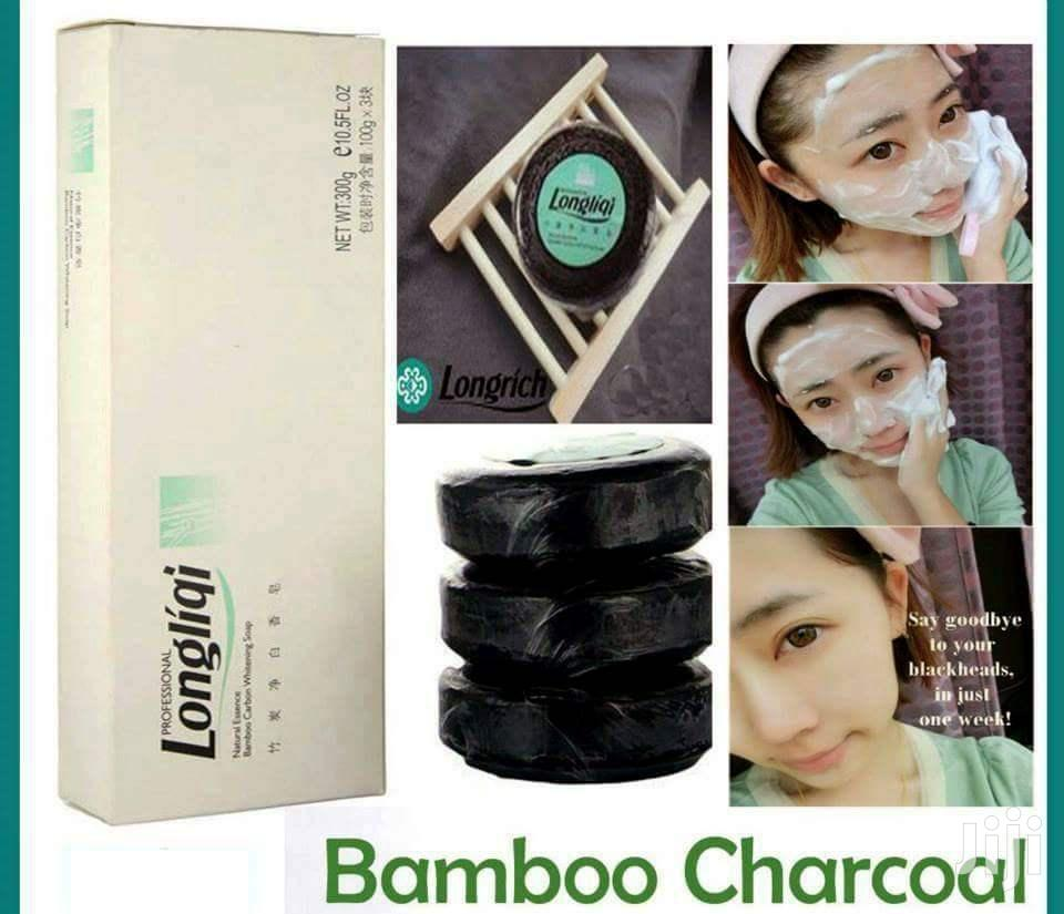 Longrich Bamboo Charcoal Soap | Bath & Body for sale in Adenta, Greater Accra, Ghana