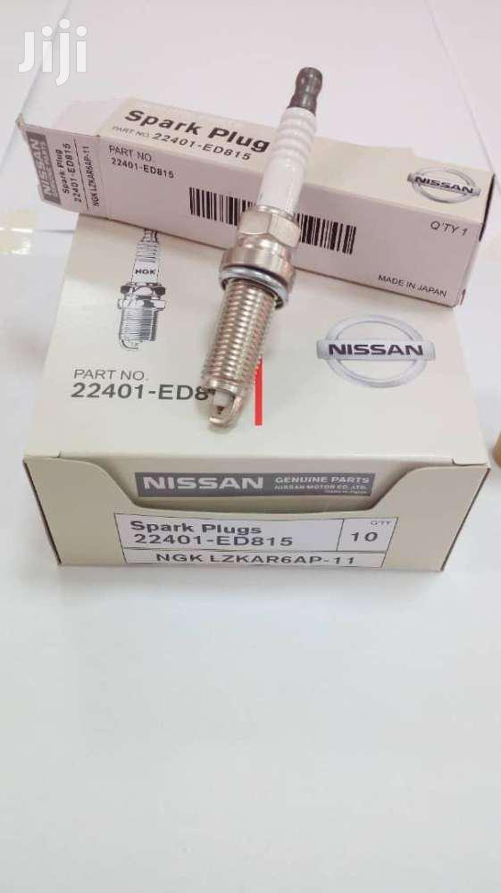 Genuine Nissan Spark Plugs