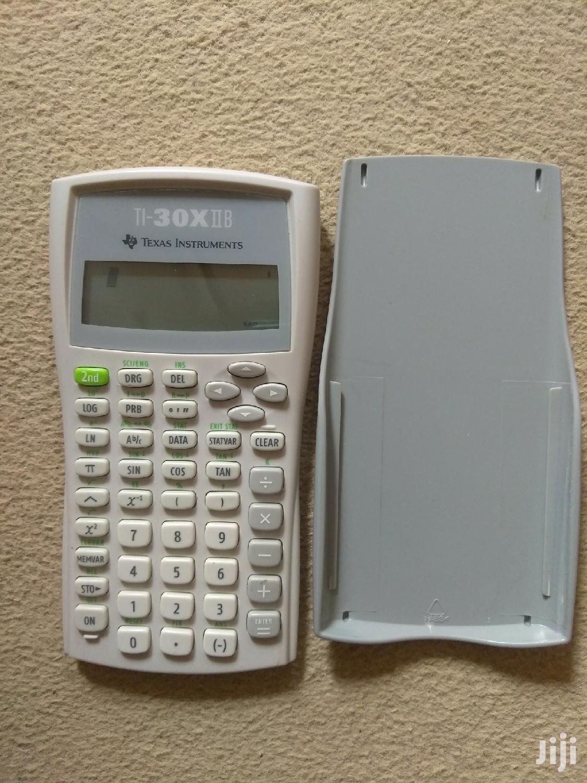 Ti-30xiib Scientific Calculator