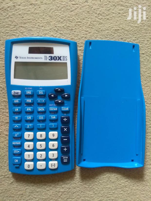 Ti-30xiis Scientific Calculator #5 Blue