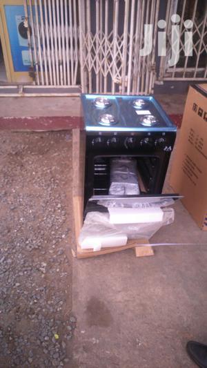 Outstanding ZARA 4 Burner 50X50 Oven Black   Kitchen Appliances for sale in Greater Accra, Adabraka