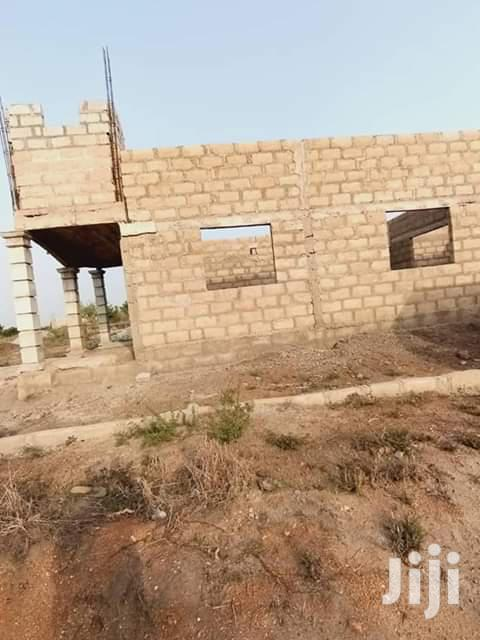 Selling Uncompleted 4 Bedrooms at Roman Estates in Kasoa
