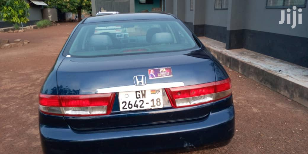 Honda Accord Automatic 2005 Blue | Cars for sale in Tamale Municipal, Northern Region, Ghana