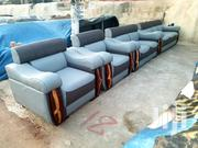 From Wood VIP Living Room Sofa Set | Furniture for sale in Ashanti, Kumasi Metropolitan
