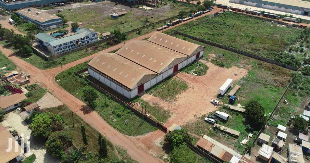 Archive: WAREHOUSE FOR SALE