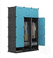 3D 12 Cube Plastic Wardrobe | Furniture for sale in Greater Accra, Accra Metropolitan
