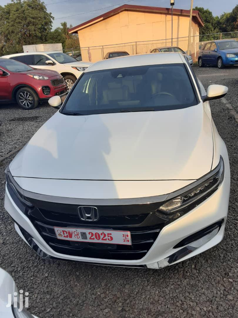Honda Accord 2018 Sport White