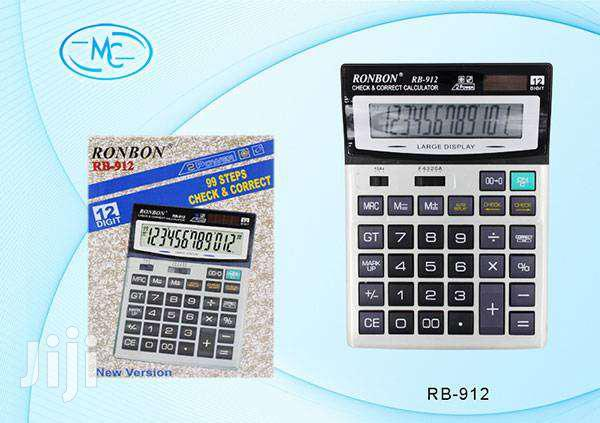 Calculator Rb-912