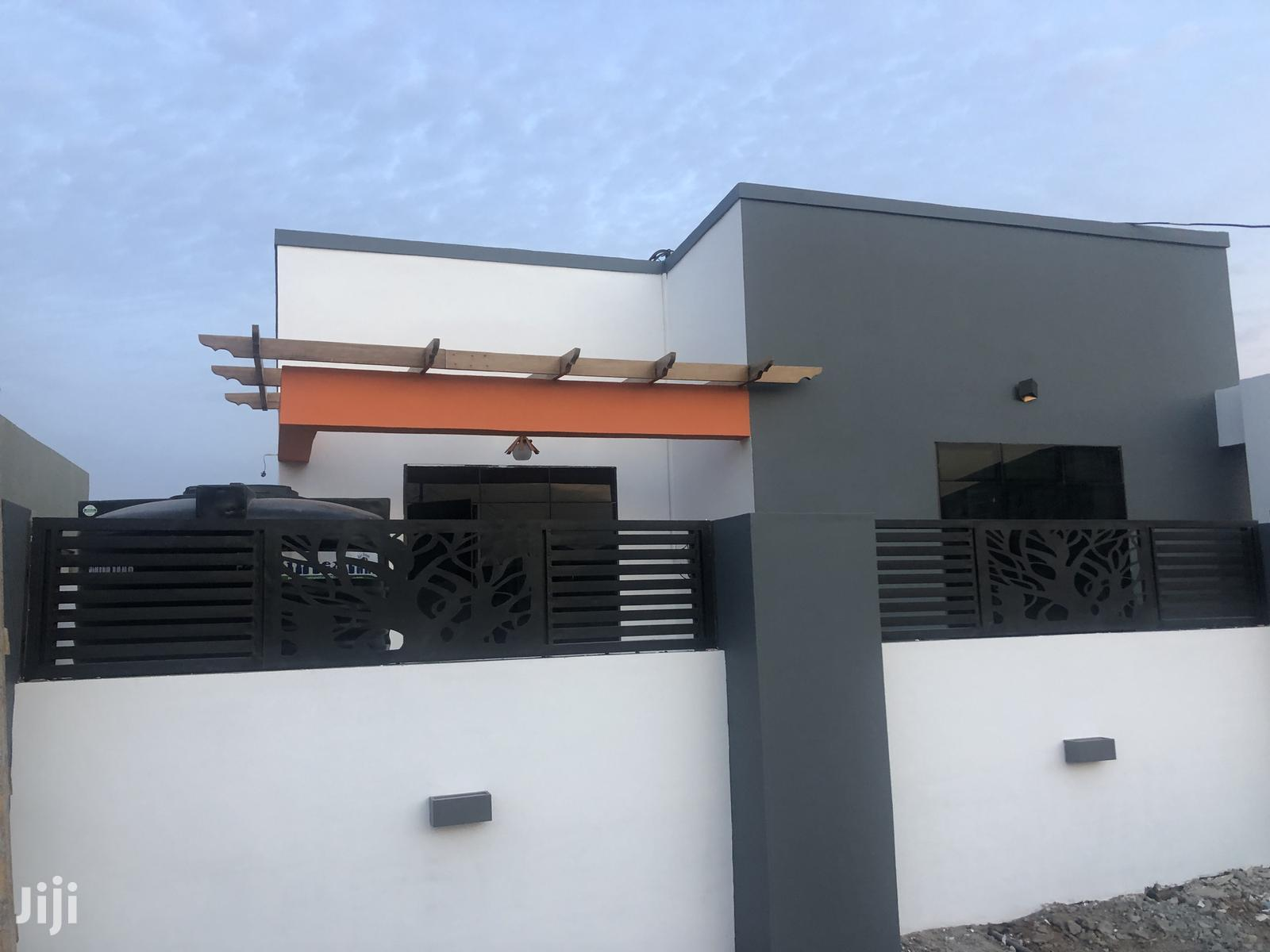 Archive: 3 Bedroom House With 1 Bedroom Out House At East Legon Hills