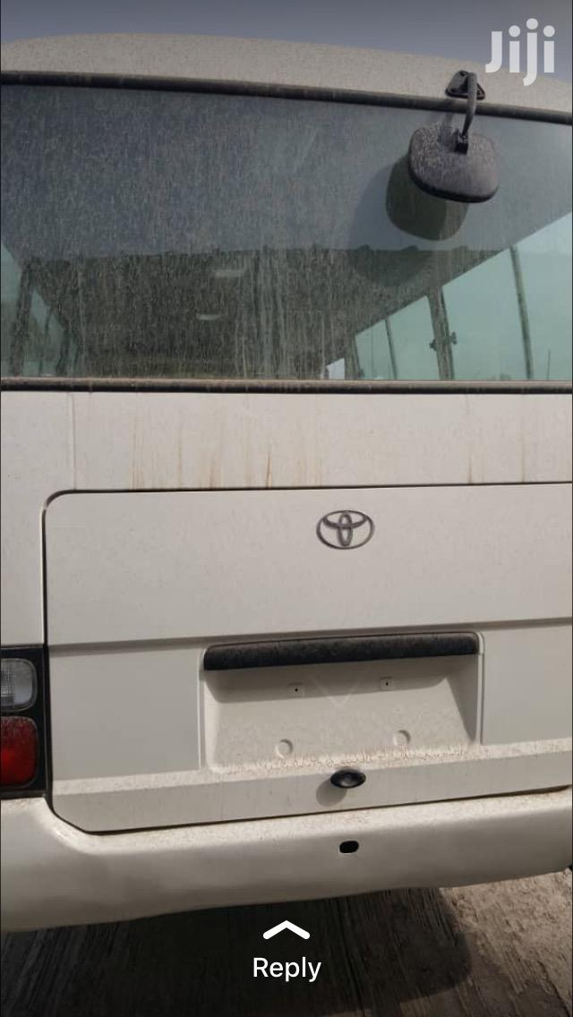 Archive: Toyota Coaster