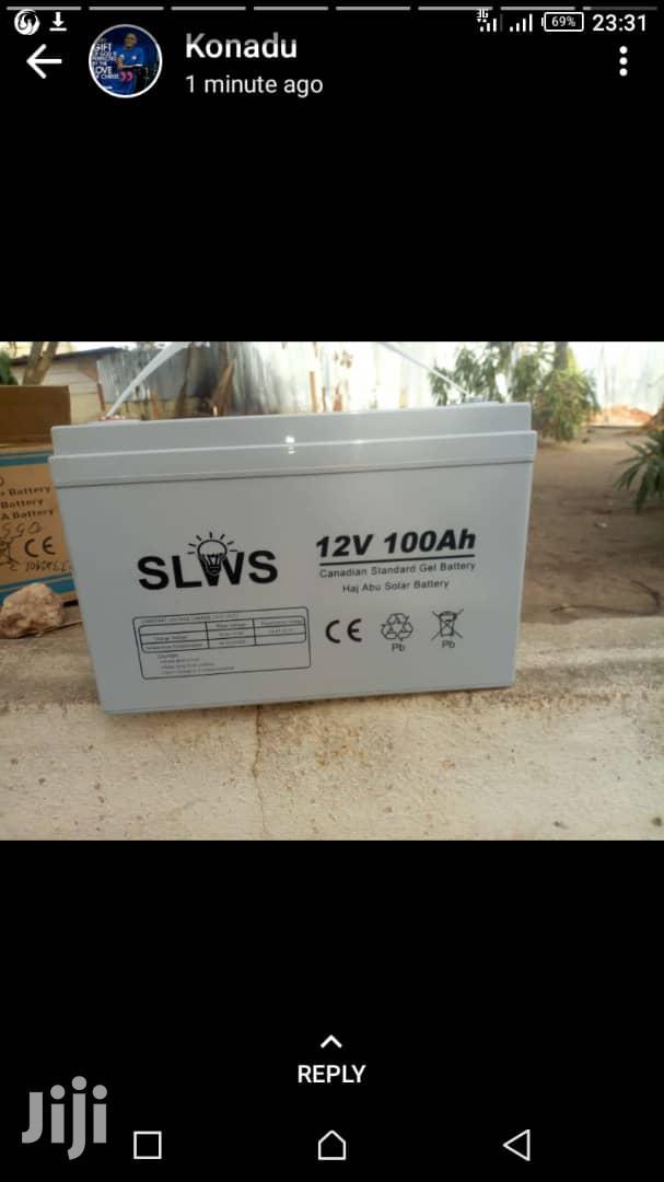 Solar Gel Batteries Promotion | Solar Energy for sale in Tema Metropolitan, Greater Accra, Ghana