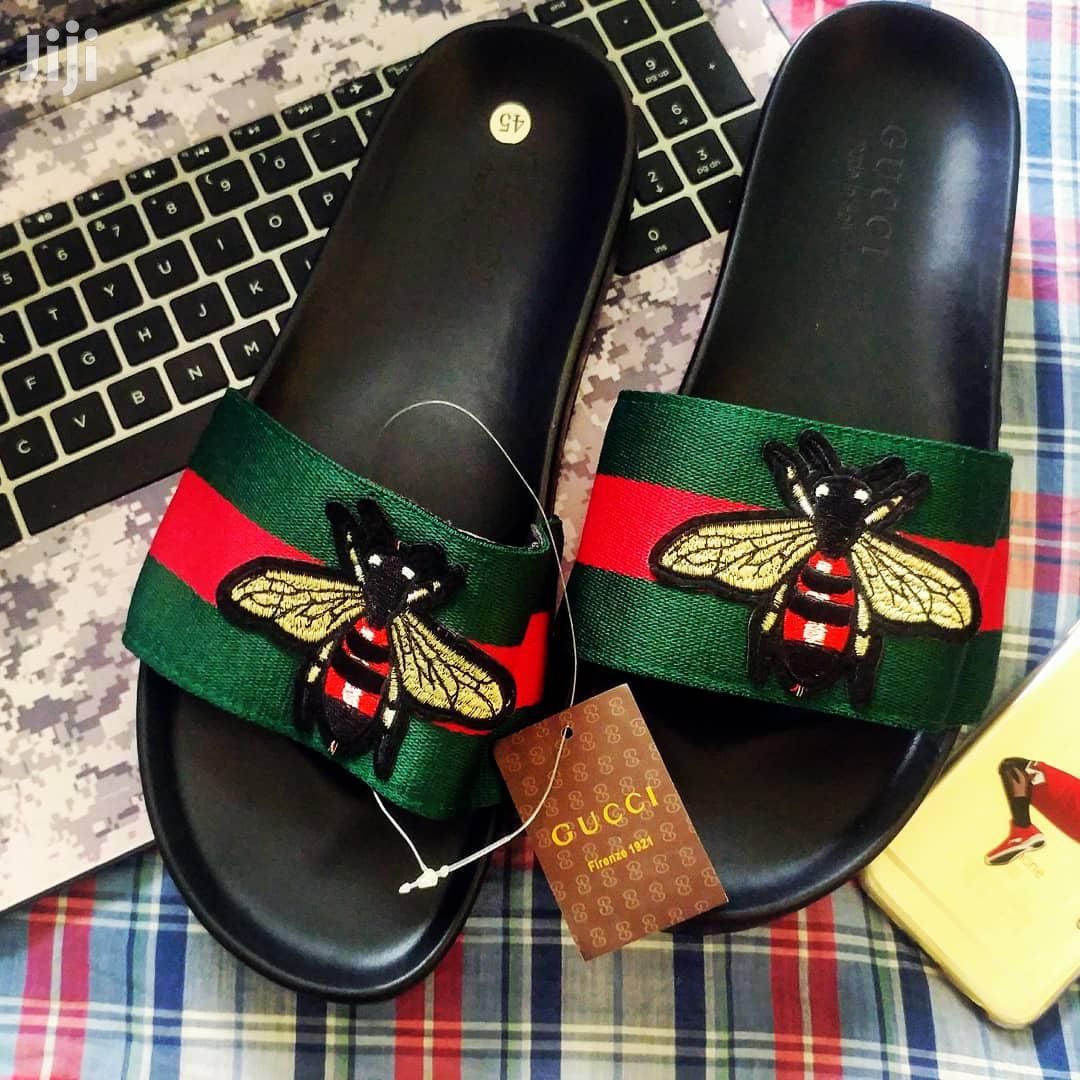 Gucci Slides Slippers / Flip Flops - Free Delivery
