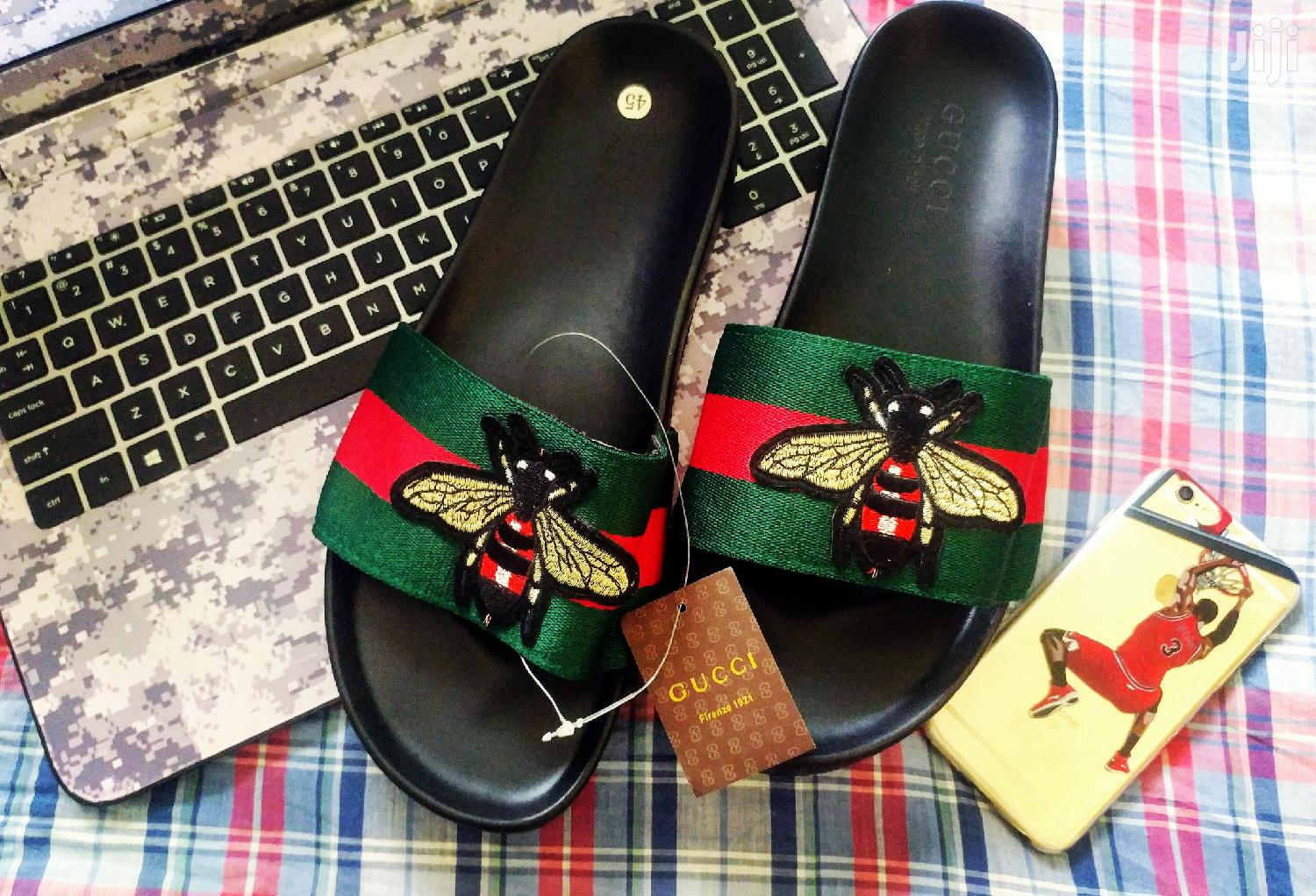 Gucci Slides Slippers / Flip Flops - Free Delivery | Shoes for sale in Accra Metropolitan, Greater Accra, Ghana