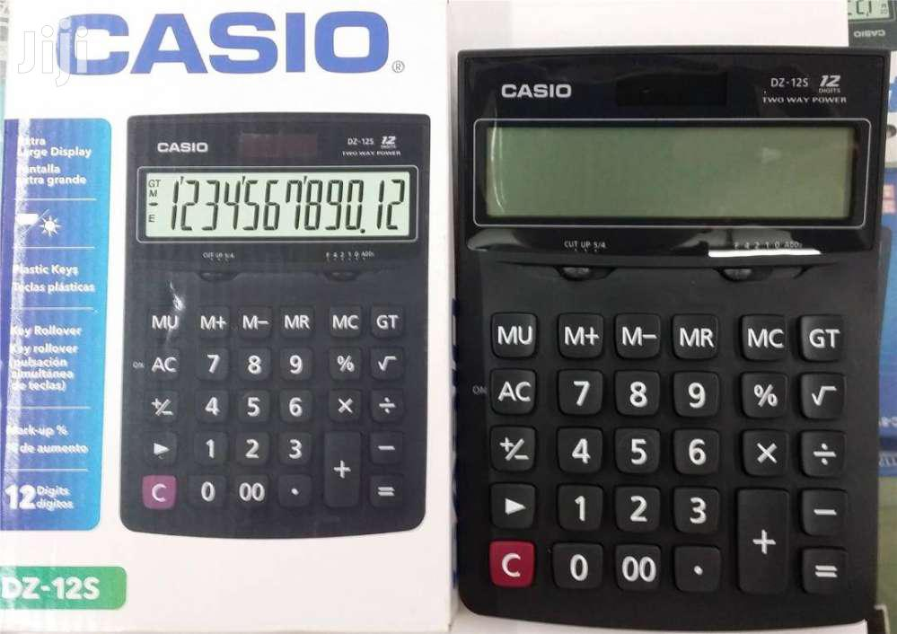 CALCULATOR CASIO DZ-12S   Stationery for sale in Accra new Town, Greater Accra, Ghana