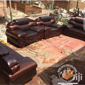 Night Brighter Leather Living Room Sofa Set | Furniture for sale in Ashanti, Kumasi Metropolitan