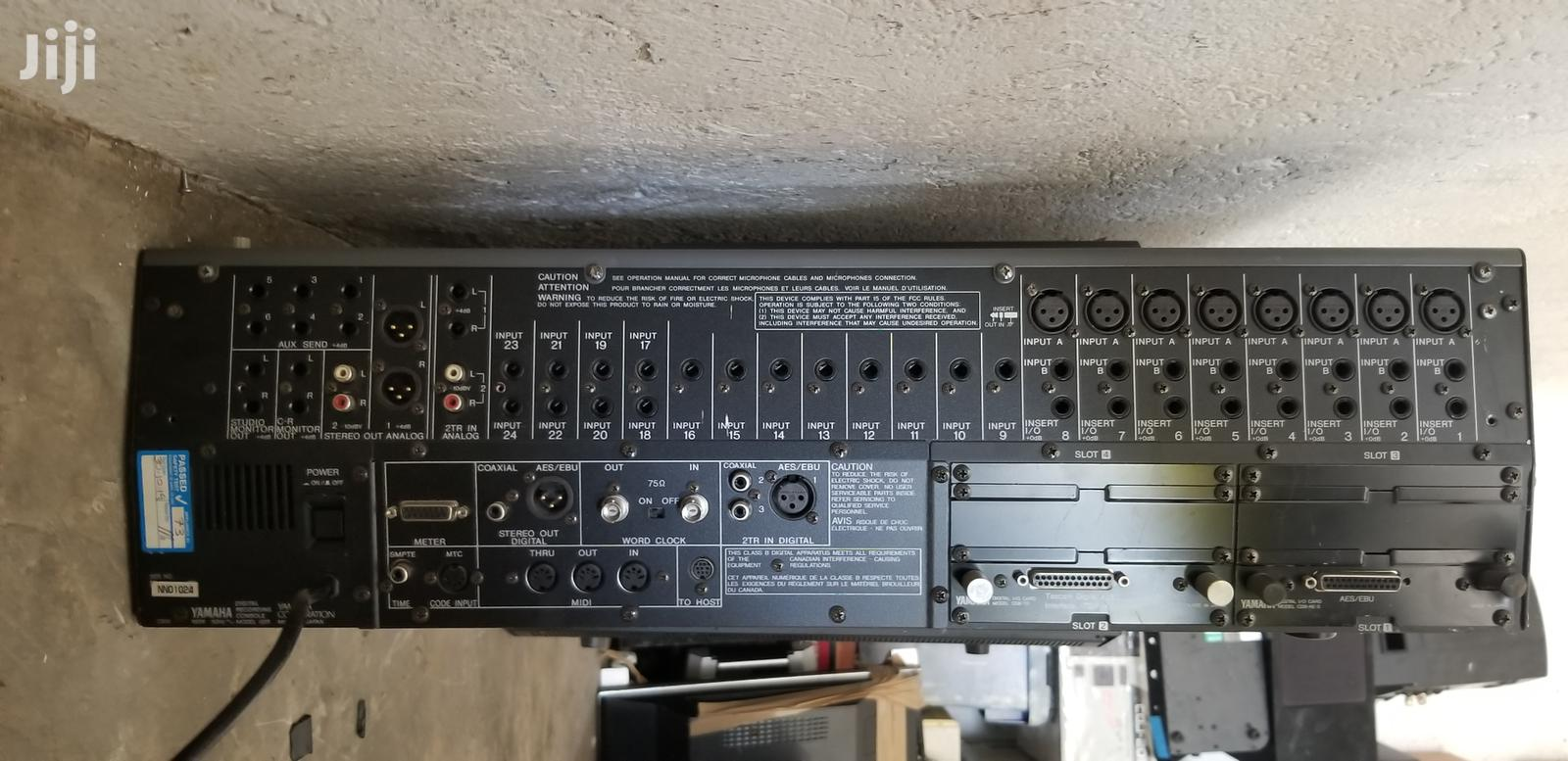 Yamaha 02R Digital Mixer 24 Channels | Audio & Music Equipment for sale in Dansoman, Greater Accra, Ghana