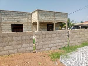 A Sermi Finish Two Bed Room Selfcontain for Sale | Houses & Apartments For Sale for sale in Central Region, Gomoa East