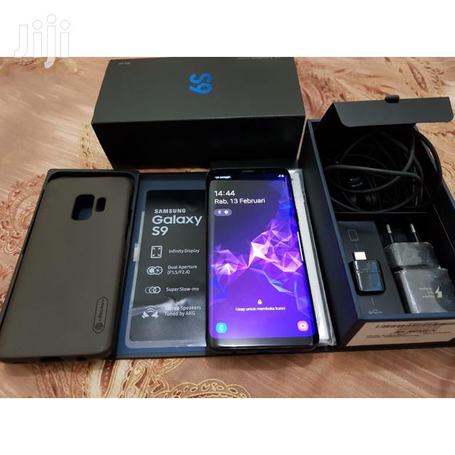 New Samsung Galaxy S9 Plus 64 GB Black | Mobile Phones for sale in East Legon, Greater Accra, Ghana
