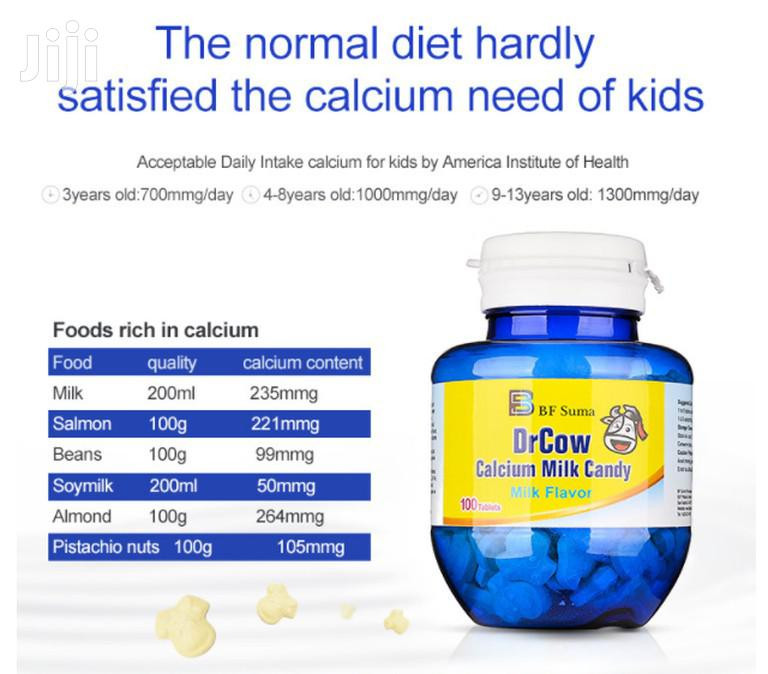 BF SUMA Drcow Calcium Milk Candy | Vitamins & Supplements for sale in Akweteyman, Greater Accra, Ghana