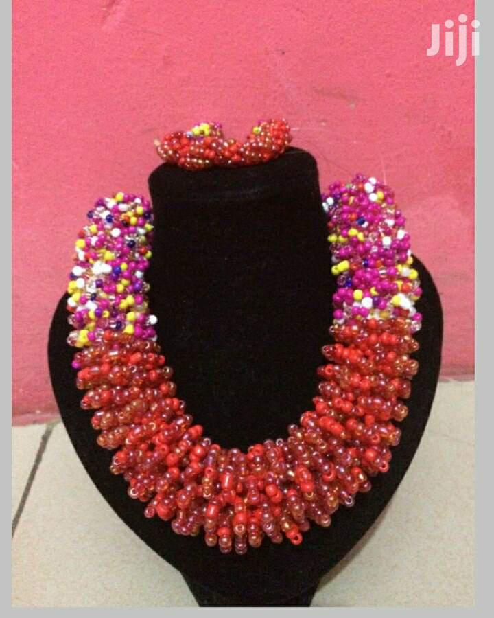 Archive: Bead Necklace