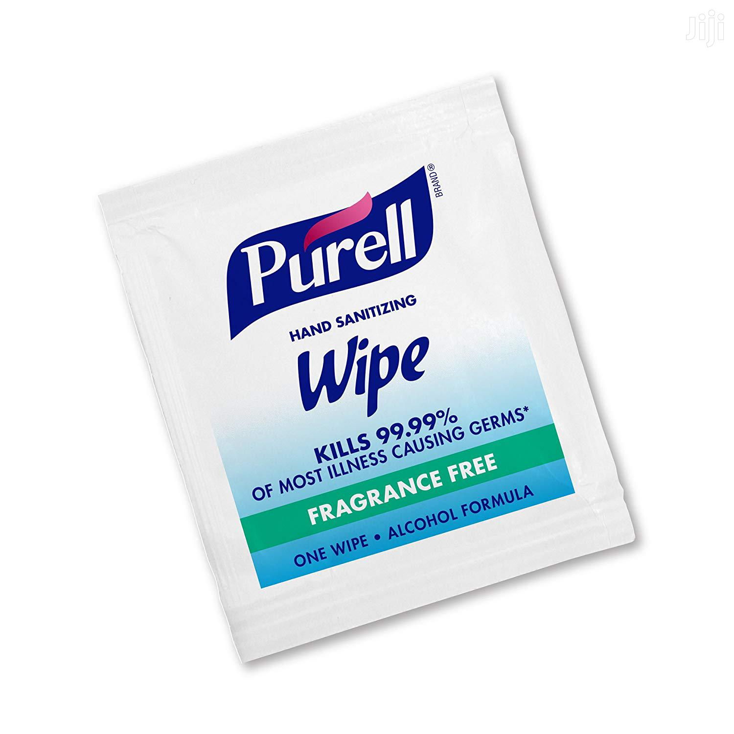 Archive: Purell Hand Sanitizing Wipes