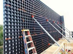 Retaining Wall Plastic Mould