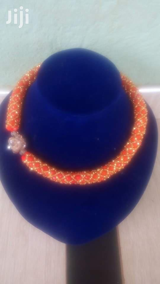 Archive: Bead Necklace For All Occasions