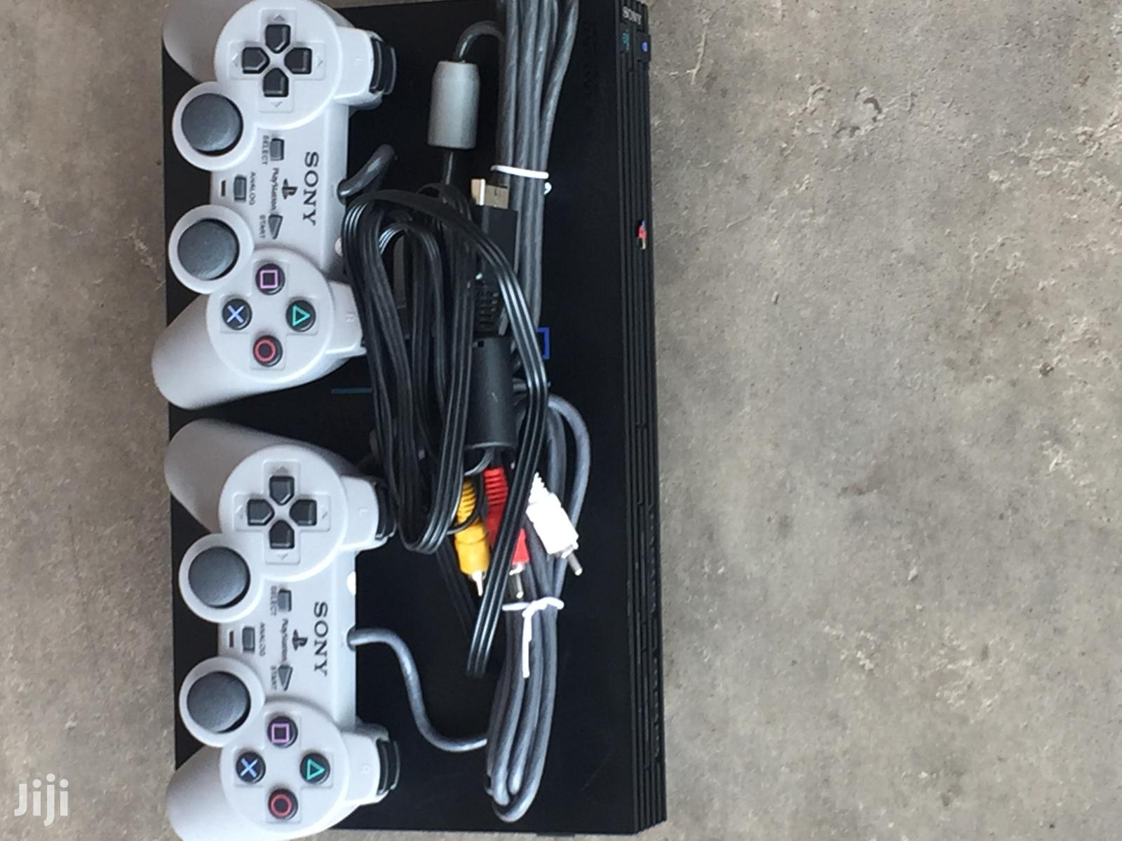 Fresh Ps2 Loaded With Games