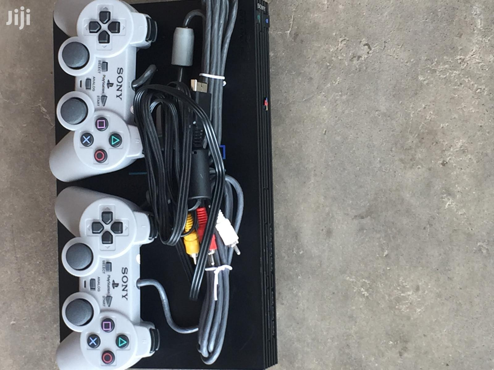 Fresh Ps2 Loaded With Games | Video Game Consoles for sale in Accra new Town, Greater Accra, Ghana