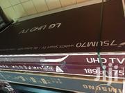Samsung 75UHD 4K Smart Satellite   TV & DVD Equipment for sale in Greater Accra, Dansoman