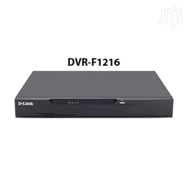 Dlink 16-channel 2 Bay Hybrid Digital Video Recorder (DVR)