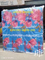 "Mattress- Queen Size 8"" Quees Size High Density 