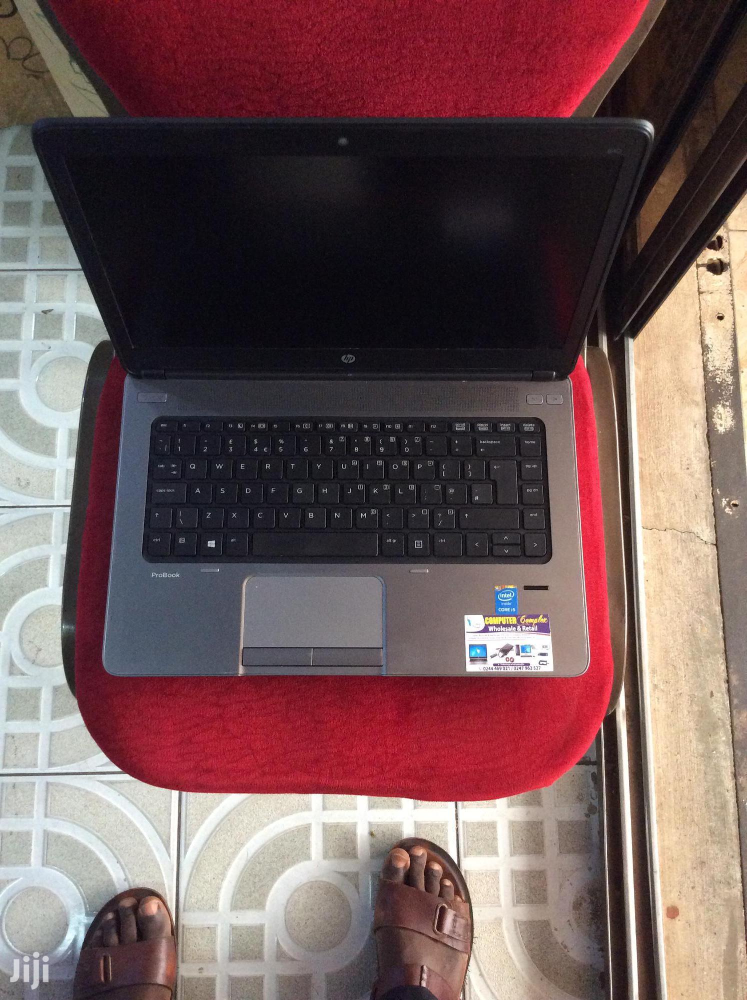 Laptop HP EliteBook 1040 4GB Intel Core i5 HDD 500GB   Laptops & Computers for sale in Kumasi Metropolitan, Ashanti, Ghana