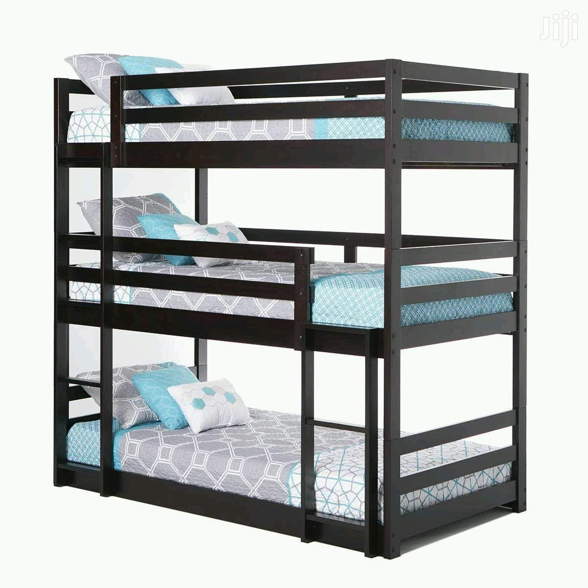 Picture of: Metal Bunk Bed 3in1 All Size In Achimota Furniture Henakku Solomon Jiji Com Gh