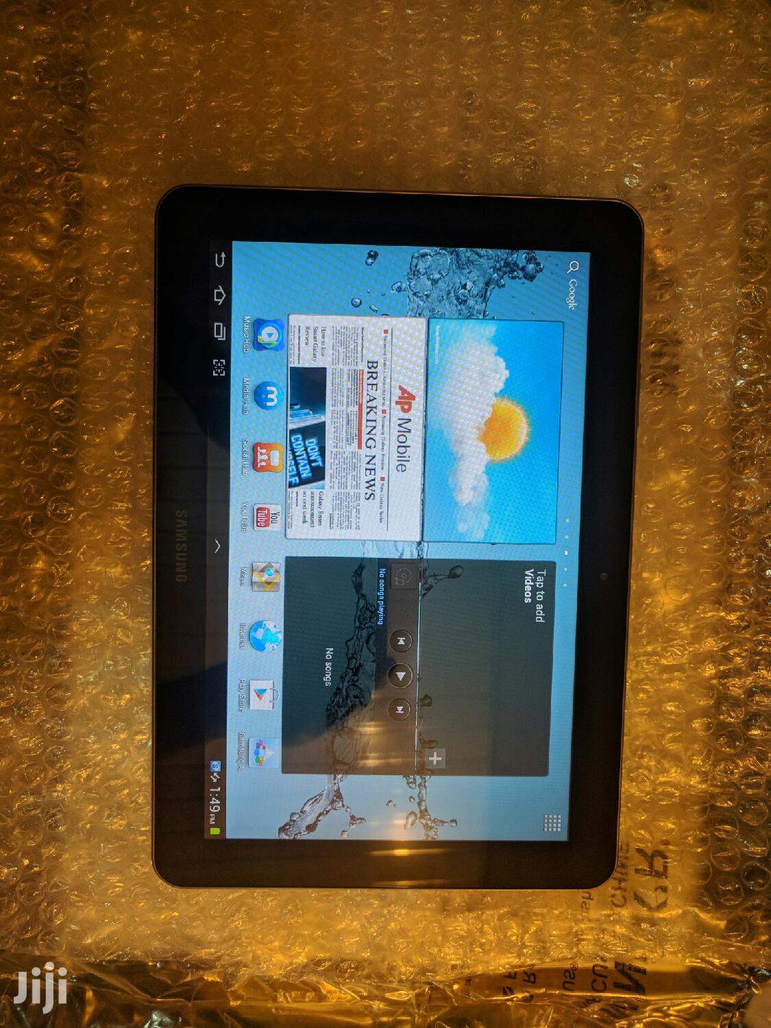 Samsung Galaxy Tab Active 16 GB Gray | Tablets for sale in Adenta Municipal, Greater Accra, Ghana