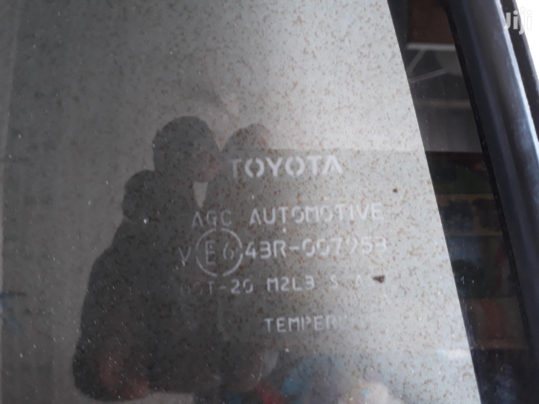 Archive: TOYOTA RAV4 2015/16 Vent Glass