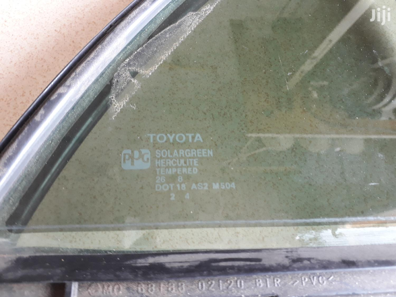 Archive: TOYOTA Corolla 2009/10 Door Vent Glass