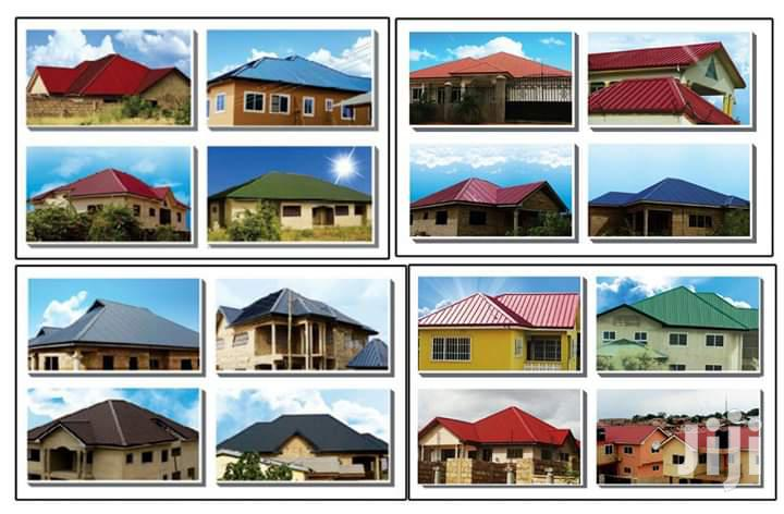 Any Type Of Roofing Sheets