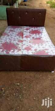Original Double Bed Very Strong   Furniture for sale in Greater Accra, Adenta Municipal