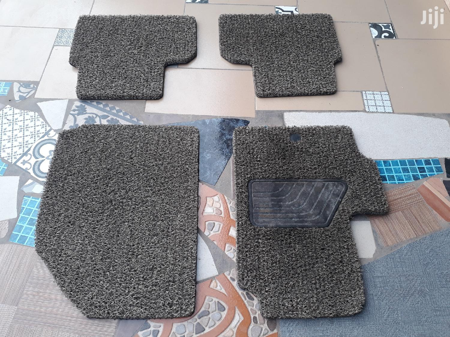 Archive: Car Floor Mat Rubber Mershed Type